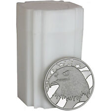 Pledge of Allegiance Silver Eagle 1oz by SilverTowne-20 CT