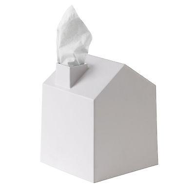 Umbra 023340-660 Casa, Kosmetiktücherbox, Taschentuchspender, weiß