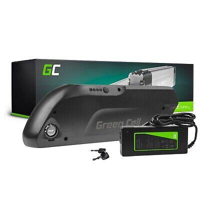 Batería Bicicleta Eléctrica 48V 11.6Ah E-Bike Down Tube Li-Ion con Cargador