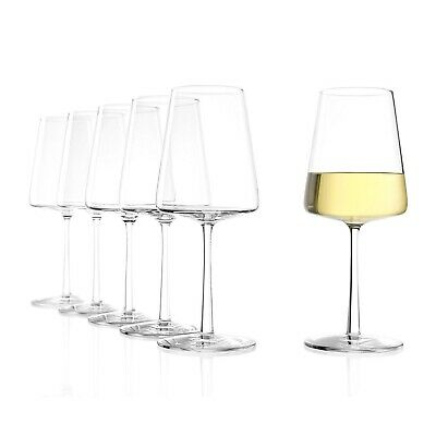 Stölzle Lausitz Power Weingläser Weinglas Weissweinglas Weißweingläser 6er Set