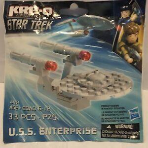 Kreo Star Trek Set - Brand New!