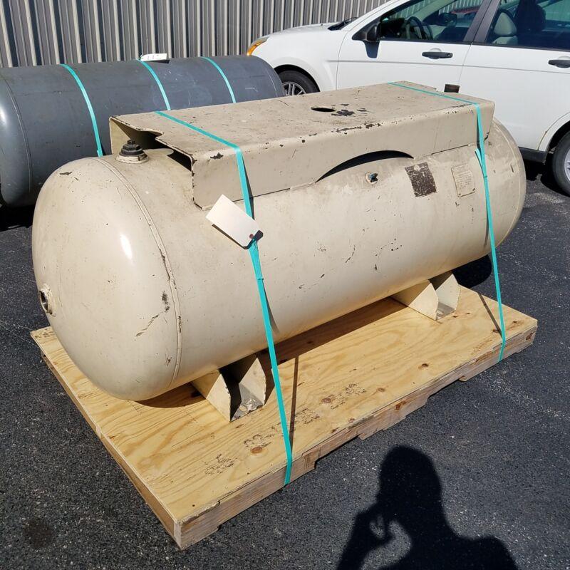Manchester 33619.2, 240 Gallon Horizontal Air Tank. Yr:1990, MAWP: 200 PSI