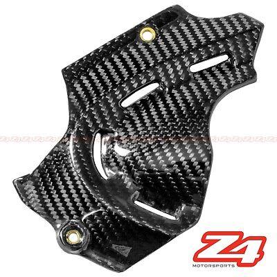 Ducati 696 796 1100 Engine Sprocket Chain Case Cover Guard Fairing Carbon Fiber