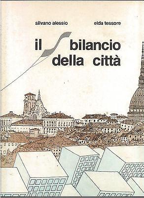 ALESSIO SILVANO TESSORE ELDA IL BILANCIO DELLA CITTA' HIBLA 1977 TORINO FUMETTI