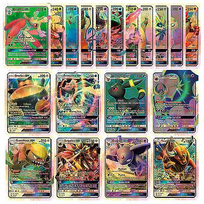 Pokemon TCG 20 Paper Card Lot Rare COM/UNC Holo Guaranteed EX MEGA GX
