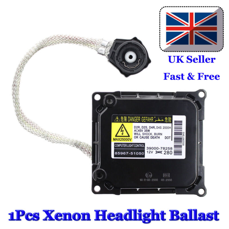 D4S OEM Xenon Headlight Ballast For Toyota Lexus DDLT003 KDLT003 GS300 IS250 RX