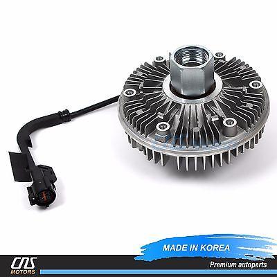 - Electric Cooling Fan Clutch 03-10 Ford E-350 F-250 F-350 Super Duty 6.0L Diesel