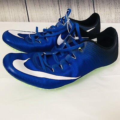 cheap for discount 3503e 8de8f New  150 Nike Zoom Superfly Elite Racing Track Spike 835996-413 Sz 14 (EU  48.5)