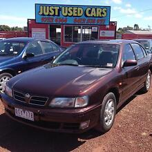 1997 Nissan Maxima Sedan Touring Ferntree Gully Knox Area Preview