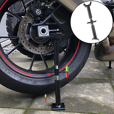 Lift Stick Motorcycle Rear Wheel Maintenance Jack for Bikes Without Center Stand