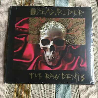Dead Rider - The Raw Dents CD *RARE*SEALED*