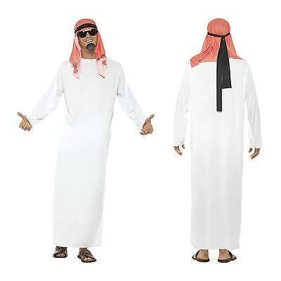 Herren Scheich Araber Arabisch Prinz Sahara Kostüm - Arabischen Prinzen Kostüme