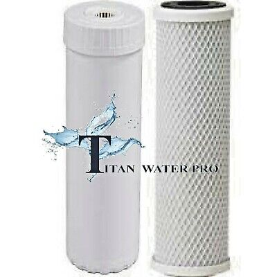 Water Filter Carbon CTO & Fluoride Arsenic Removal Filter (alumina activated)