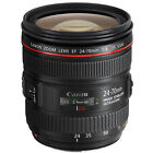 F/4 Camera Lenses for Canon EF 24-70mm Focal