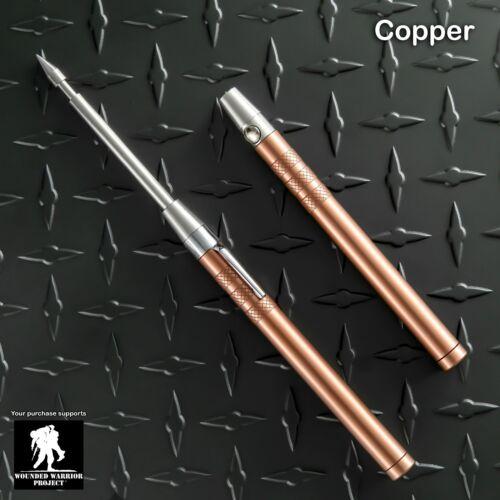 Guard Father Spike OTF Automatic Icepick Copper