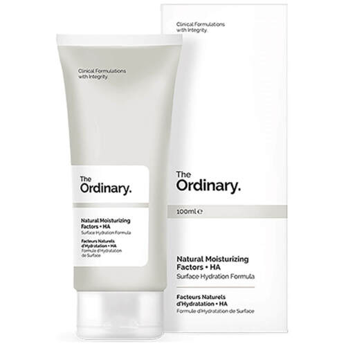 The Ordinary Natural Moisturizing Factors + HA Full Size Sealed 100ml USA Seller