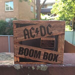 Ac/dc collectors set Summer Hill Ashfield Area Preview