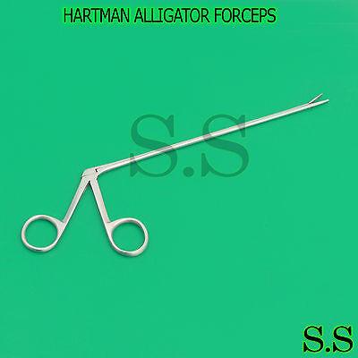 8 Hartman Alligator Forceps Stainless Steel