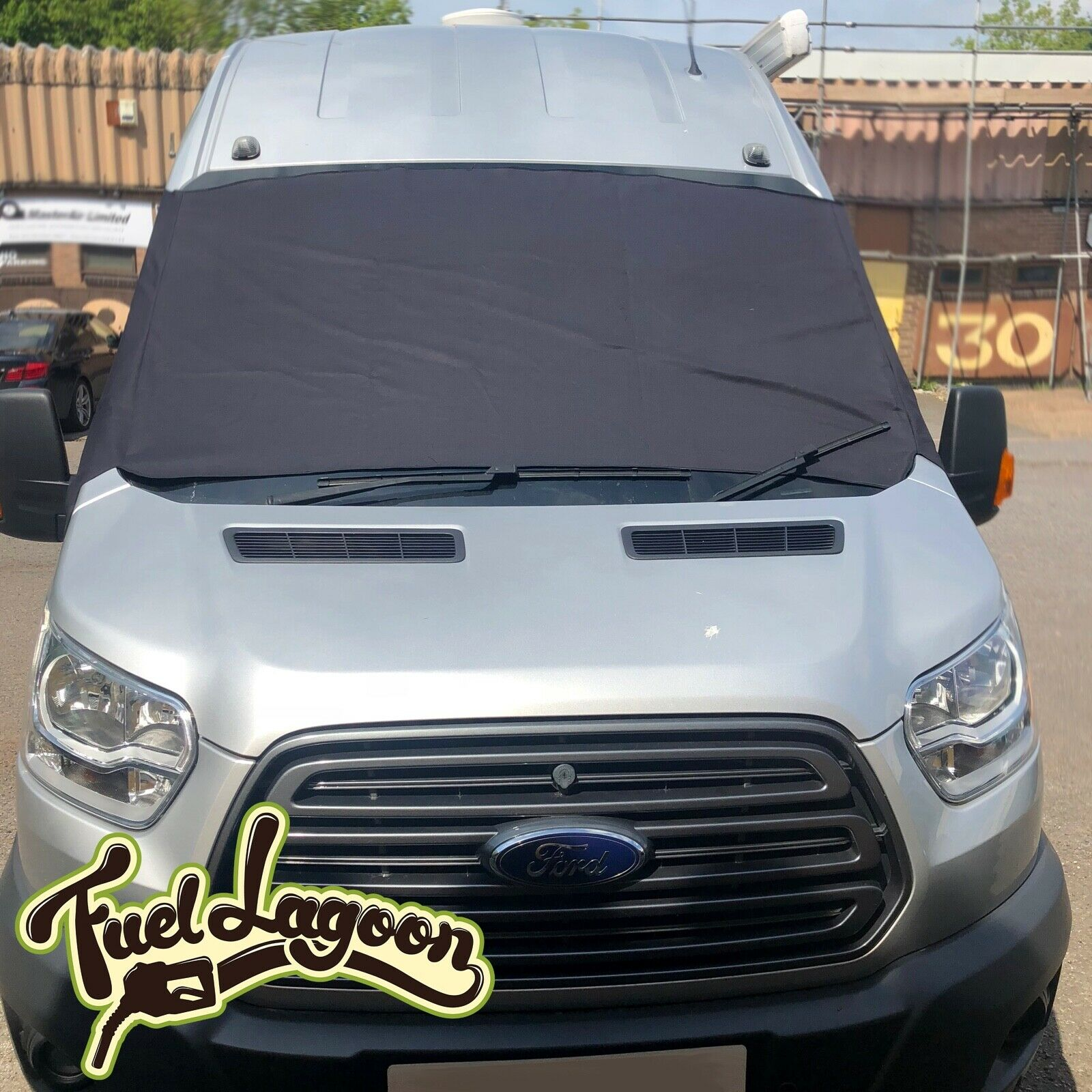 Window Screen Snow Ice Windscreen Frost Protector for Peugeot Boxer
