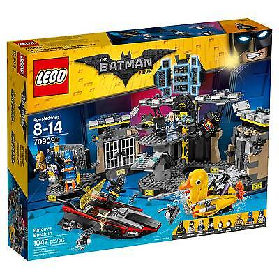 LEGO® Batman Movie - Batcave Break-in 70909