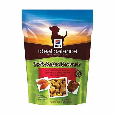 Hill'S Ideal Balance Grain Free Dog Treats, Soft-Baked Naturals With Beef & - Natural Balance Beef Treats