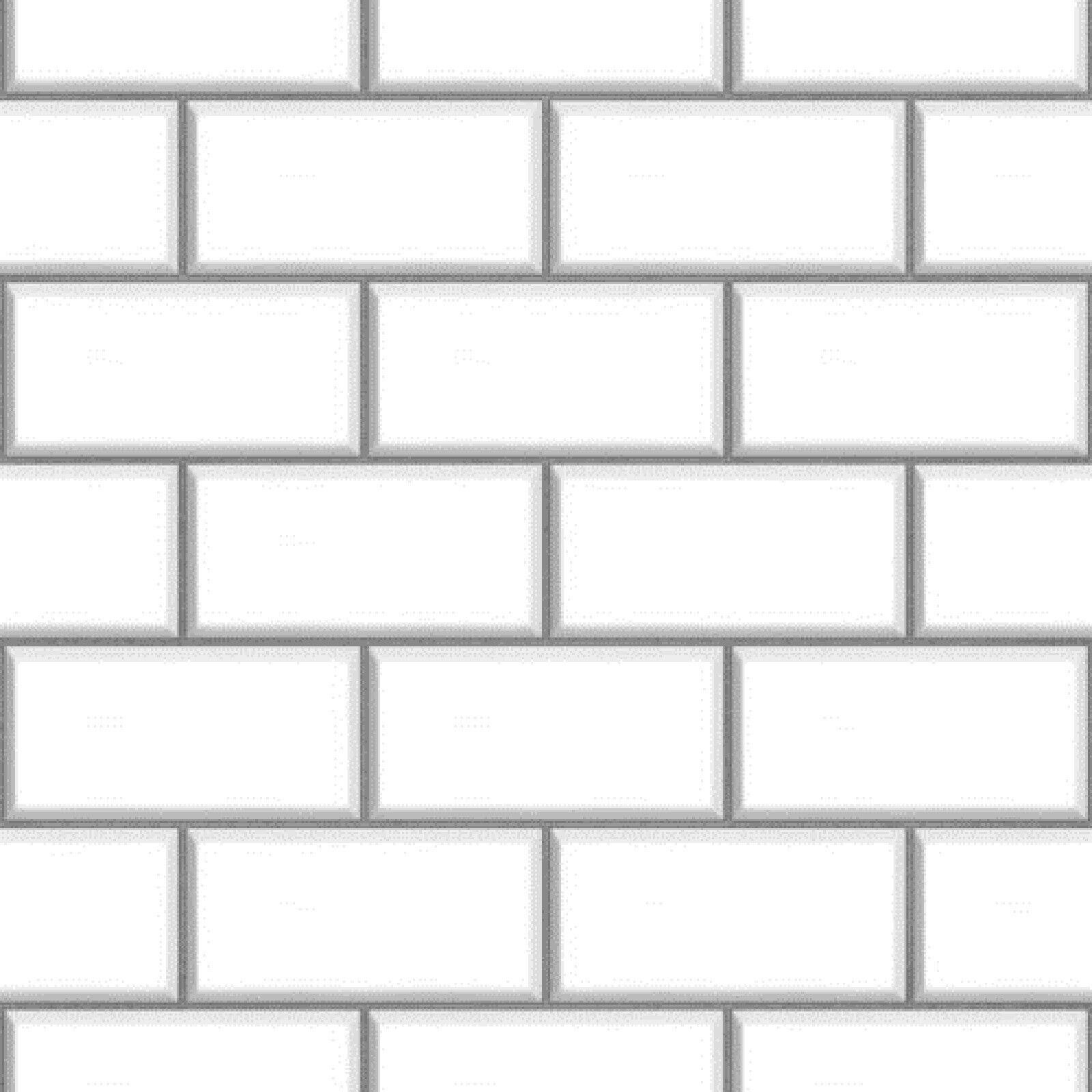 Fine decor fd40136 luxury white cermica subway brick tile effect fine decor fd40136 luxury white cermica subway brick tile effect vinyl wallpaper dailygadgetfo Gallery