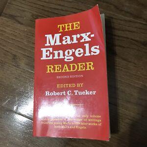 The Marx-Engels Reader by Robert C. Tucker
