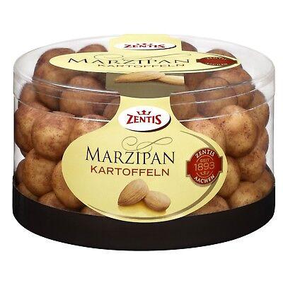 Zentis Edel-Marzipan Potatoes with Real Marzipan - 250g-(damaged) FREE - Chocolate Potatoes