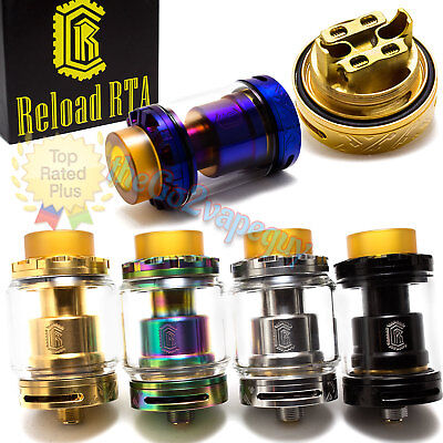 Reload Style Perfect 1 1 24Mm Highest Quality Gold Ss Black Rainbow Fast Ship