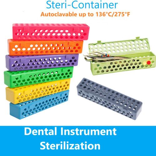 Dental Surgical Medical Instrument Sterilization Plastic Cassette Autoclavable