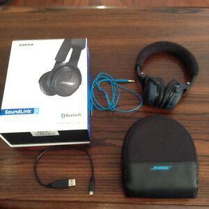 Bose soundlink headphones $ Reduced
