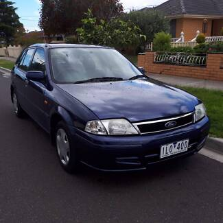 FORD LASER HATCH BACK 2002 AUTOMATIC