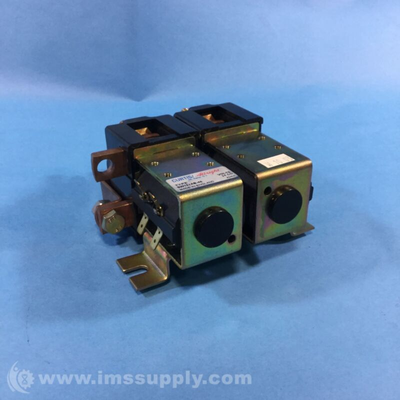 CURTIS SW182AB-48 24V CONTACTOR  USIP