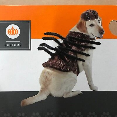Pet Costumes For Dogs Target (Target Spider 2 Piece Dog Pet Halloween Costume with Legs and)