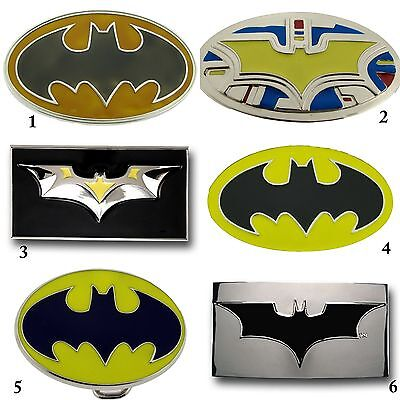 Batman Logo Belt Buckle - Batman Belt Buckle Dark Knight Rises Begin Us American Superhero Logo DC Comics