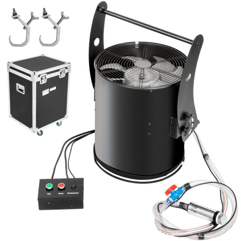 Foam Machine, Jet Foam Machine 2000W Foam Party Machine Kit w/ Air Box Packaging