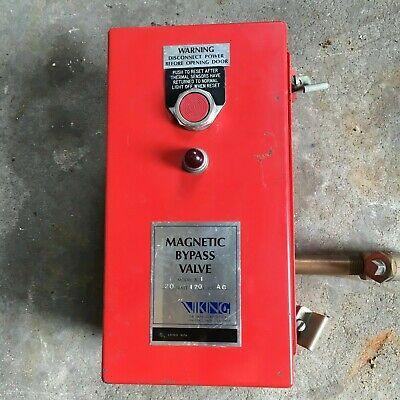 Viking Model B-1 Magnetic Bypass Valve