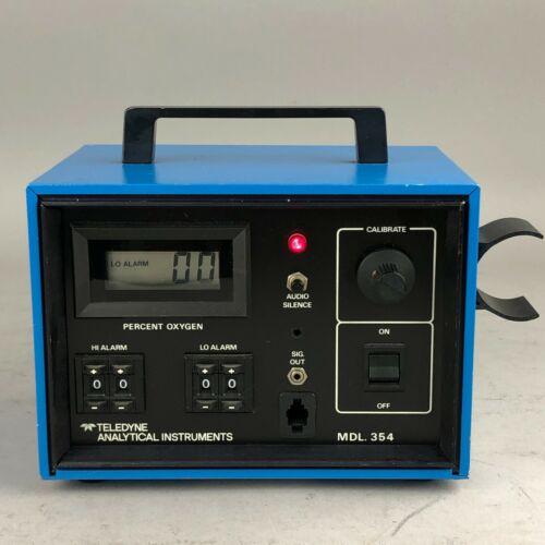 Teledyne Analytical Instruments 354 Percent Oxygen Analyzer w/o Sensor