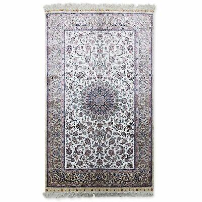 3'0 x 5'0 Silk Chinese Hereke Rug