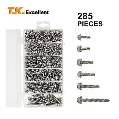 M8 x 1.25 x 170 mm Length 3 Pcs of 18-8 A2 Stainless Steel Bolt Metric FT