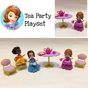 Sofia the first Tea Party playset