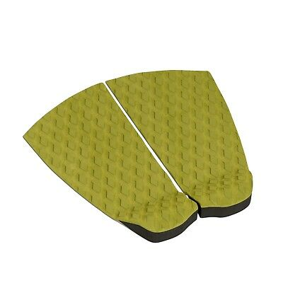 - Surfboard Traction Pad - 2 Piece Diamond Forrest Green | Skimboard