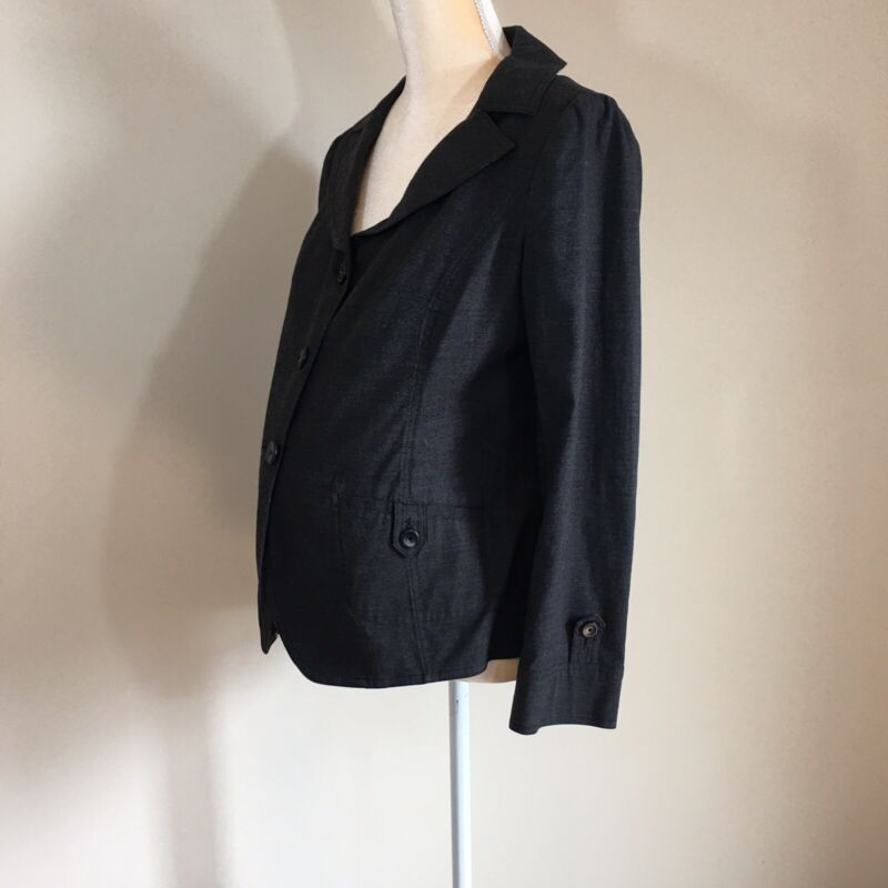 A Pea In The Pod Maternity Jacket  Size M