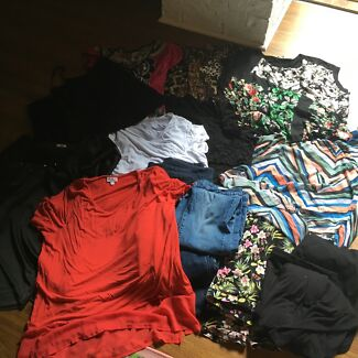 Womens clothing size 16-18, great condition