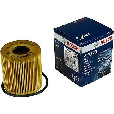Original BOSCH Ölfilter 1 457 429 249 Oil Filter - Bio Blue Wc