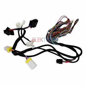 fortin thar nis1 installation t harness for nissan infiniti vehicles