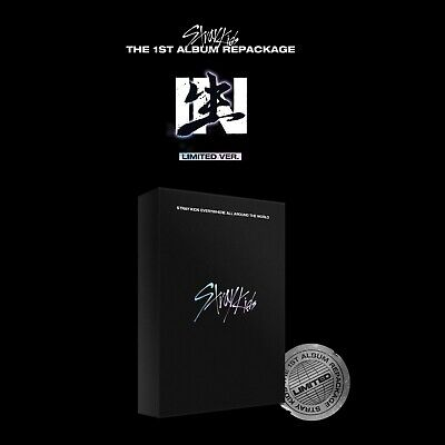 Stray Kids-[IN生 (IN LIFE)] 1st Regular Album Repackage Limited CD+Poster+Gift