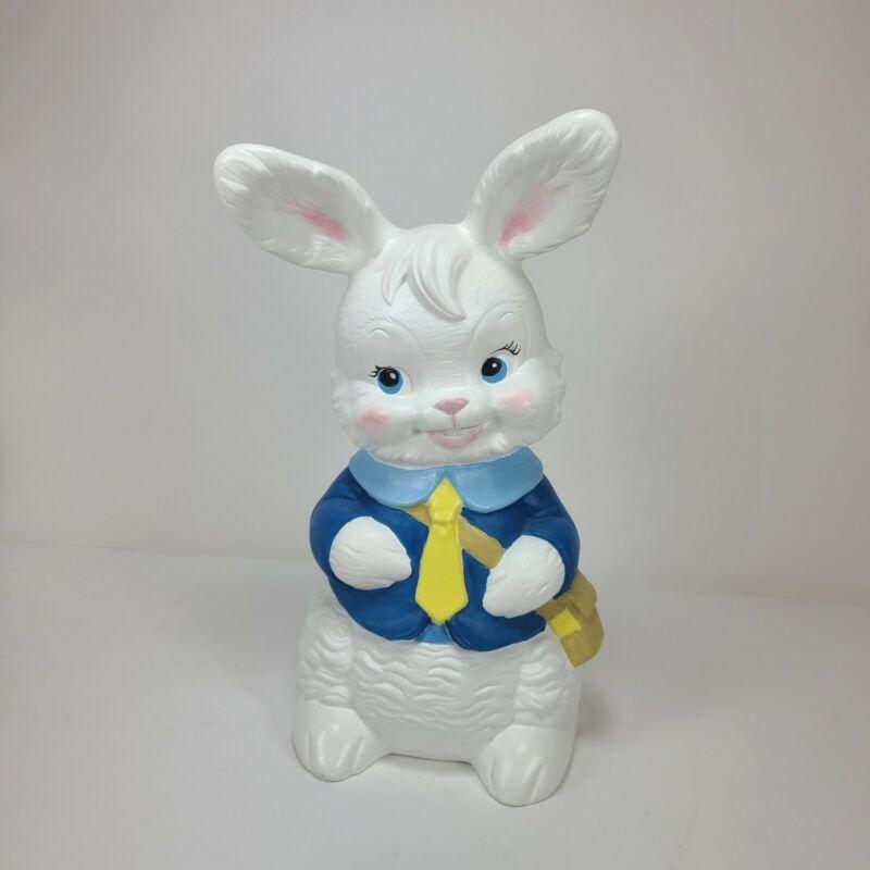 Large Vintage Ceramic Easter Bunny