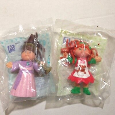 Cabbage Patch Kids McDonalds Happy Meal Figure Doll Toy 1994 Mimi Kimberly Vtg