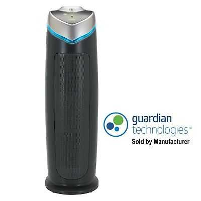 GermGuardian RAC4825 3-in-1 Air Purifier with Sincerely HEPA Filter and UVC, Refurb